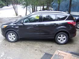 Ford Escape Custom - ford escape custom wheels oem ford taurus 16x et tire size