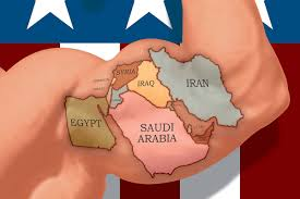 Current Map Of Middle East by Flexing America U0027s Muscles In The Middle East Will Make Things
