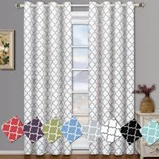 White Darkening Curtains Top 10 Best Room Darkening Curtain In 2018