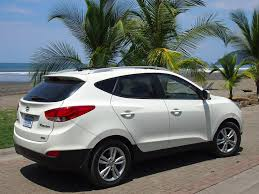 hyundai tucson 2014 white weekends taking tucson to costa rica exhausted ca