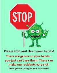 printable poster for hand washing infection control posters picnet