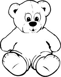 teddy bear printables teach teddy print outs
