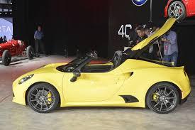 ferrari yellow interior alfa 4c spider is a ferrari 458 speciale a in small