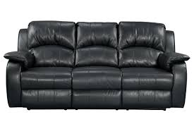 Reclining Sofas Leather Tahoe Bonded Leather Reclining Sofa At Gardner White
