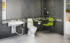 universal design bathrooms kitchen and bathroom mounting technology can help architects