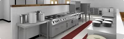 Comercial Kitchen Design by 3d Total Cadcam Solutions 8 Burner Stove Tilting Skillet