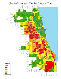 Chicago Crime Maps by Chevanston Rogers Park Tier Map For Rogers Park And West Ridge