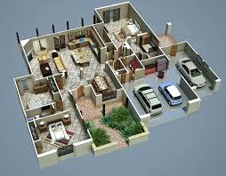 566 best home floor 3d plans images on pinterest architecture