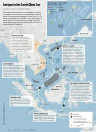 East China Sea Map by Intrigue In The South China Sea The Atlantic