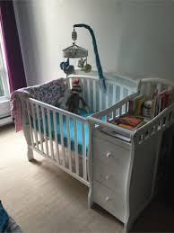 Convertible Crib Changer by Blankets U0026 Swaddlings Crib Changing Table Combo Convertible Crib