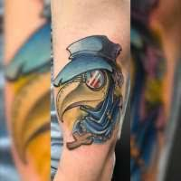 olio realistic tattoo by victron tattoo from blue rose tattoo