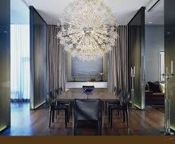 Contemporary Crystal Dining Room Chandeliers Inspiring Nifty - Crystal dining room