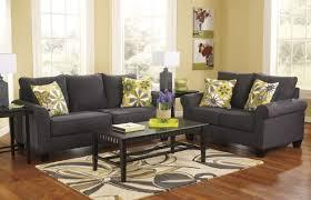 Ashley Furniture Leather Loveseat Ashley Furniture Nolana Sofa Centerfieldbar Com