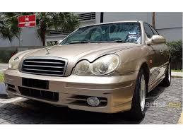 hyundai sonata 2003 hyundai sonata 2003 2 4 in kuala lumpur automatic sedan gold for
