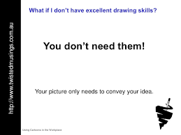 Why And How To Use by Twisted Musings Why And How To Use Cartoons In The Workplace