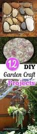 Garden Diy Crafts - 12 diy garden craft projects my list of lists