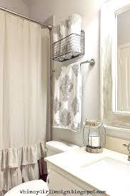bathroom towel decorating ideas bath towel rack agustinanievas com