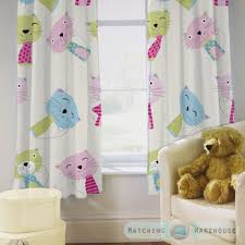 Nursery Curtain Childrens Nursery Curtains Junior Tweens Top Pencil
