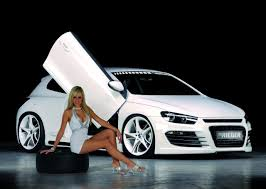 volkswagen scirocco 2016 modified adavenautomodified ladies of cars volkswagen scirocco beauty