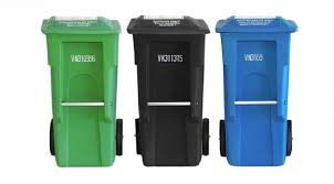 3 Bin Cabinet Recycling Bin The Economics Of Three Recycle Trash Can Hexstation