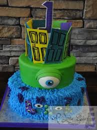 monsters inc birthday cake monsters inc birthday cake a cake