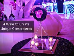 unique centerpieces 4 ways to create unique centerpieces wedding bat bar mitzvah