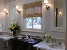 bathroom window treatments for privacy hgtv decorating ideas