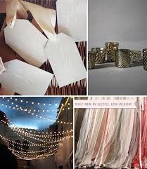 used wedding decor right now on recycle your wedding ruffled