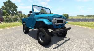toyota land rover 1980 toyota land cruiser 100 v0 5 2 for beamng drive