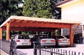 tettoie per auto tettoie per giardino in legno lamellare