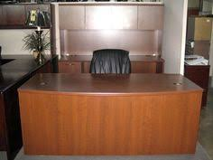 hon desks for sale hon desk set that has been refinished in cherry in our showroom