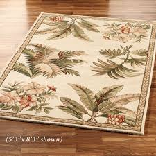 Area Rugs Tropical 30 Most Peerless Bird Area Rug Tropical Rugs Touch Of Class