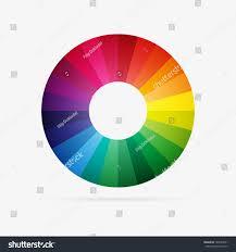Color Spectrum Clean Vector Color Spectrum Modern Symbol Stock Vector 167649551