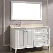 bathroom vanity with sink on right side 48 bathroom vanity with sink on right side sink ideas