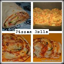 pizza hervé cuisine pizza rolls une recette de pizza en version roulé