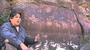 mojave desert native plants native american indian petroglyphs a focus point in the mojave