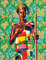 stop lionizing kehinde wiley s paintings stop dismissing them too visual art the stranger