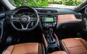 subaru outback 2017 interior comparison nissan rogue 2017 vs subaru outback 2017 suv drive