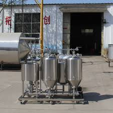 professional 100l nanobrewery small beer brewery equipment mini