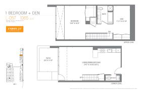 One Bloor Floor Plans by Pier 27 Phase 1 2 U0026 3 Toronto Waterfront