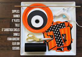 diy trick or treat yard signs party ideas u0026 activities by