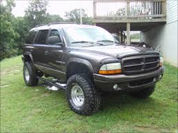 2000 dodge durango tire size my lifted 98 dodge durango with 33 s