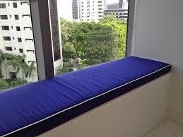 Custom Window Seat Cushions Bay Window Bench Pillows Window Bench Seat Cushions Bay Home