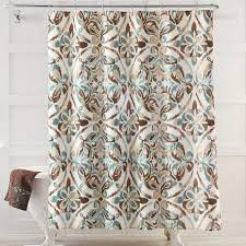 Better Homes Curtains Better Homes And Gardens Galleon Fabric Shower Curtain Bathroom