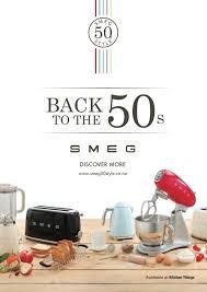 50 s retro style small appliances smeg 50 s retro style small appliances
