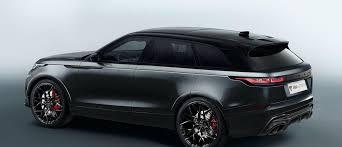 land rover velar 2017 dub magazine urban automotive u0027s range rover velar