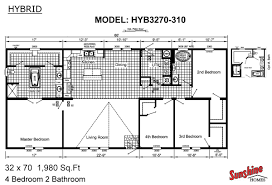 sunshine homes hybrid hyb3270 310 layout