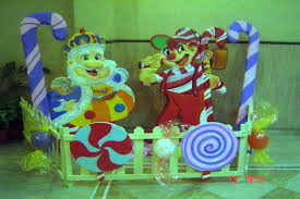 Candy Themed Party Decorations Candyland Theme Party Decoration In Delhi Gurgaon Noida