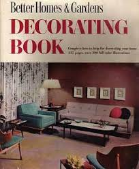better homes and gardens decorating book left