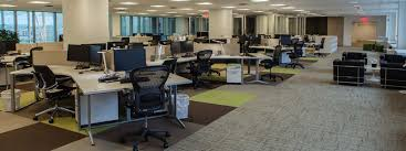open office floor plan making room for innovation open plan office design saves money